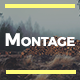Montage -  Photography Responsive Template - ThemeForest Item for Sale