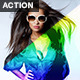 Modern Art - Photoshop Action - GraphicRiver Item for Sale