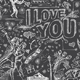 Sketch Background with Love Story Elements - GraphicRiver Item for Sale
