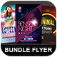 Party Flyer Bundle 07 - GraphicRiver Item for Sale