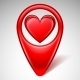 Love Map Pointer - GraphicRiver Item for Sale
