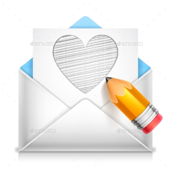 GraphicRiver Love Letter 10127082