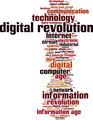 Digital Revolution Word Cloud Concept - PhotoDune Item for Sale