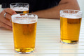 Glasses of beer - PhotoDune Item for Sale