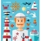Nautical Illustration - GraphicRiver Item for Sale