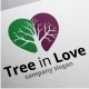 Tree in Love - GraphicRiver Item for Sale
