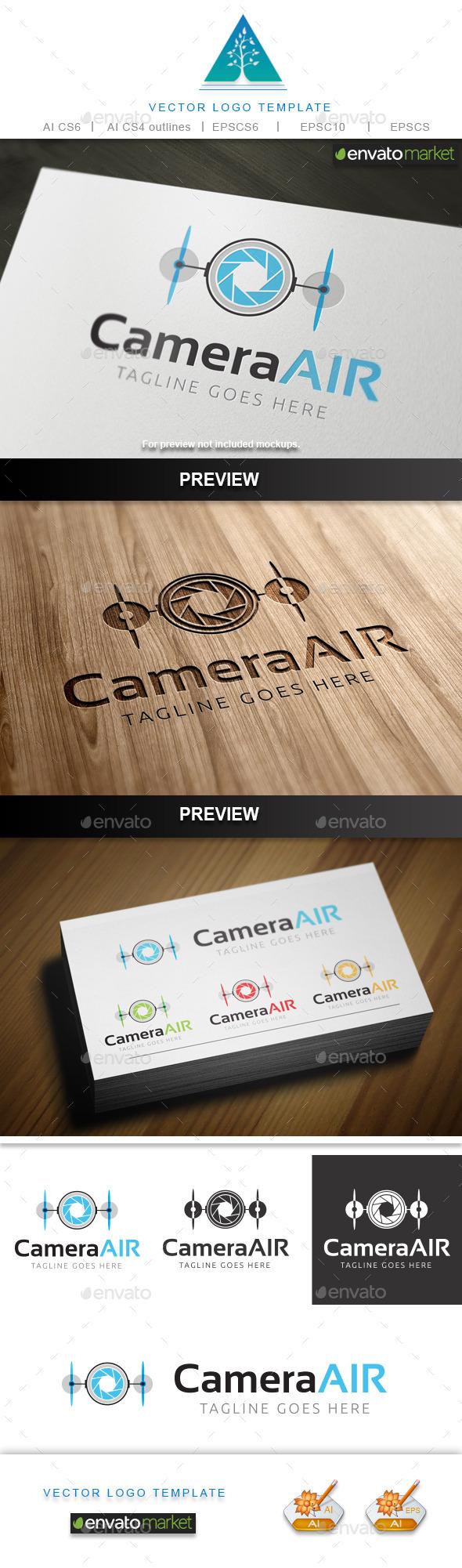Camera Air Logo