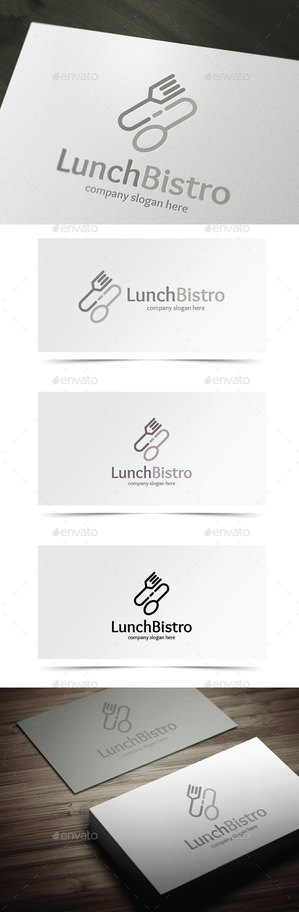 GraphicRiver Lunch Bistro 10131514