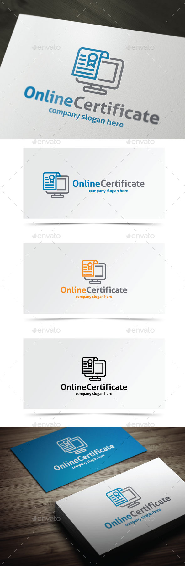 GraphicRiver Online Certificate 10131526