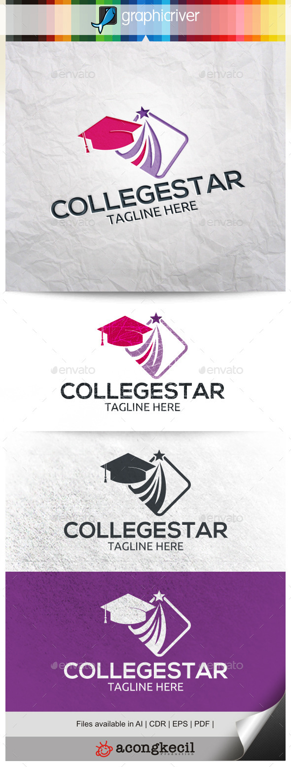 GraphicRiver College Star V.2 10131922
