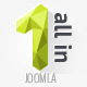 All In One — Multipurpose joomla template - ThemeForest Item for Sale