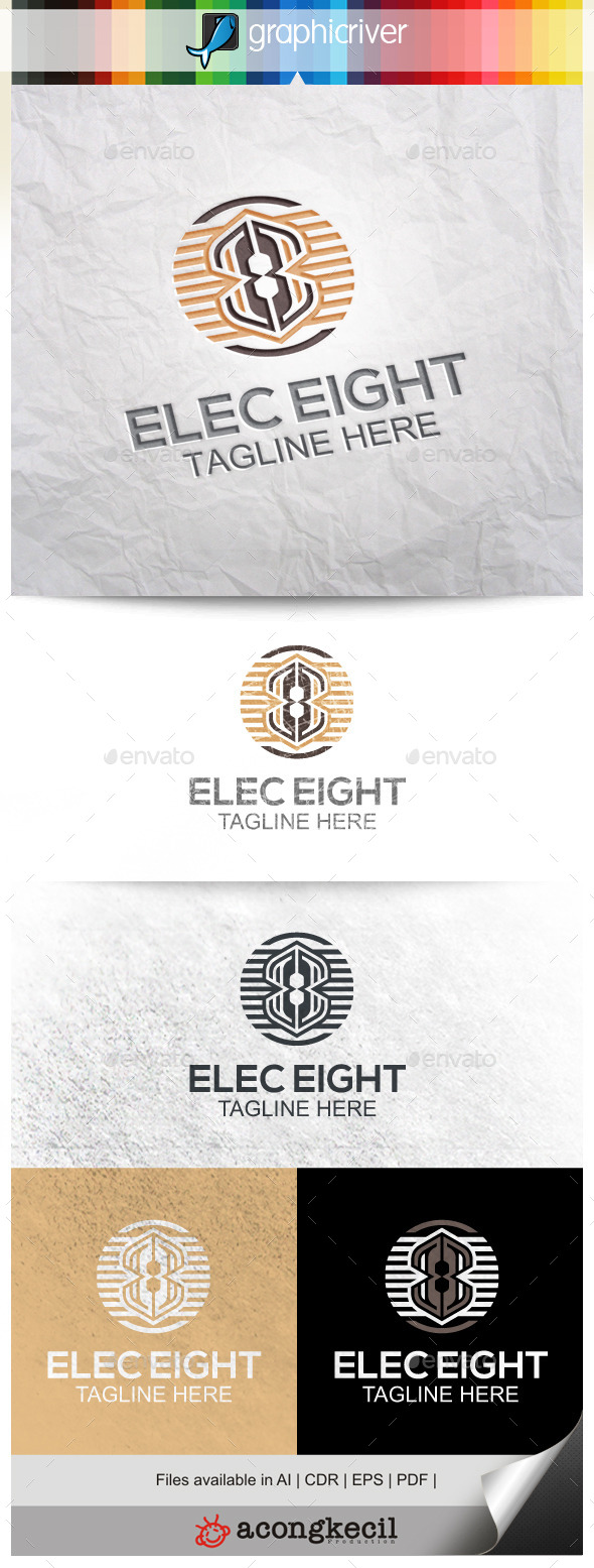 GraphicRiver Elec Eight V.5 10132056