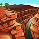 Grand Canyon Background - GraphicRiver Item for Sale