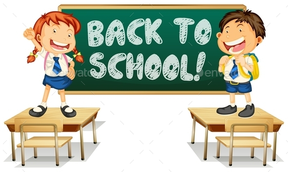 GraphicRiver Back to School 10132188