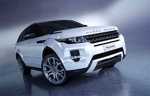 3DOcean Car Pro Studio 10132229