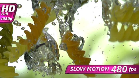 VideoHive Multicolored Pasta 10132270