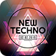 New Techno Flyer - GraphicRiver Item for Sale