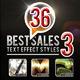 36 Best Sales 3 Bundle - GraphicRiver Item for Sale