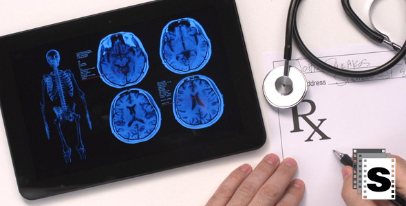 VideoHive Medical Tablet 10133443