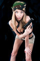 Pretty woman with gun - PhotoDune Item for Sale