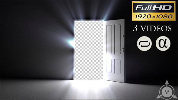 Play preview video & Door Opening - 3 Pack by SergeyPopov | VideoHive Pezcame.Com