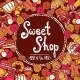 Sweet Shop Background - GraphicRiver Item for Sale