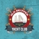 Nautical Emblem Vintage - GraphicRiver Item for Sale