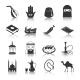 Arabic Culture Icon - GraphicRiver Item for Sale