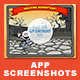 App Screenshots Templates Set #9