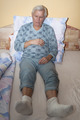 Senior in bed - PhotoDune Item for Sale