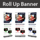 Fitness Rollup Banners - GraphicRiver Item for Sale