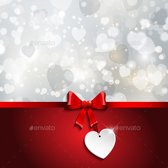 GraphicRiver Valentine s Day Background 10135205