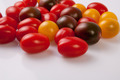 Handful of colorful cherry tomatoes - PhotoDune Item for Sale