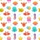 Sea Animal Pattern - GraphicRiver Item for Sale