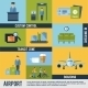 Airport Icons Set - GraphicRiver Item for Sale