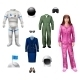 Astronaut Girl Pack - GraphicRiver Item for Sale