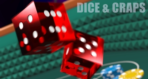 Game of Chance - Dice illustrations