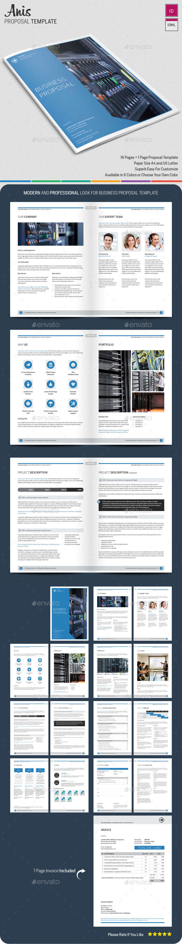GraphicRiver Anis Proposal Template 10136440