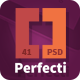 Perfecti - Business PSD Templates