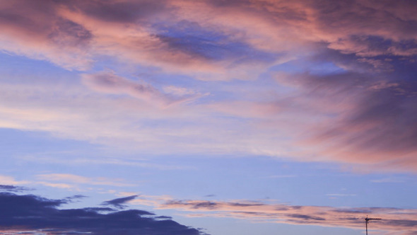 VideoHive Clouds At Dawn 10136678