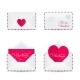 Valentines Envelopes - GraphicRiver Item for Sale