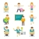 Children at School - GraphicRiver Item for Sale