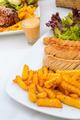 Close up of sausage - PhotoDune Item for Sale