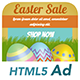 Ad HTML5 Template | Easter