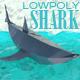 LowPoly Shark