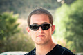 Young man with sunglasses - PhotoDune Item for Sale
