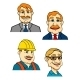 Cartoon Males - GraphicRiver Item for Sale