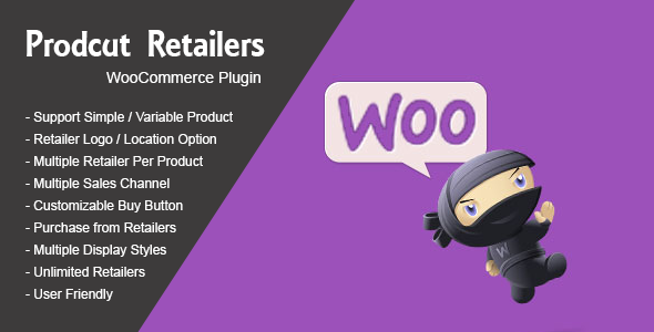 CodeCanyon Product Retailers Woocommerce WordPress Plugin 10093267