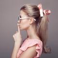 Beautiful Blonde Woman. Fashion Portrait. - PhotoDune Item for Sale