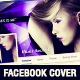 Shiny Dj and  Musician Facebook Cover Template - GraphicRiver Item for Sale